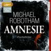Vergrößerte Darstellung Cover: Amnesie. Externe Website (neues Fenster)