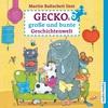 "Martin Baltscheit liest ""Geckos große und bunte Geschichtenwelt"""