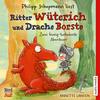 """Philipp Schepmann liest """"Ritter Wüterich und Drache Borste"""""""