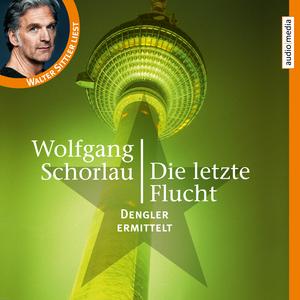 """Walter Sittler liest Wolfgang Schorlau """"Die letzte Flucht"""""""
