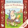 "Hannah Herzsprung liest Lewis Carroll ""Alice im Wunderland"""