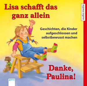 Lisa schafft das ganz allein - Danke, Paulina!