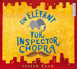 ¬Ein¬ Elefant für Inspector Chopra