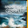 Vergrößerte Darstellung Cover: Brennende Gischt. Externe Website (neues Fenster)