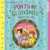 Vergrößerte Darstellung Cover: Ponyferien mit Jolly. Externe Website (neues Fenster)