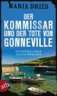 Vergrößerte Darstellung Cover: Der Kommissar und der Tote von Gonneville. Externe Website (neues Fenster)