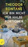 Vergrößerte Darstellung Cover: Ich bin nicht für halbe Portionen. Externe Website (neues Fenster)