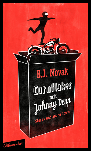 Cornflakes mit Johnny Depp