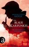 Vergrößerte Darstellung Cover: Der blaue Karfunkel. Externe Website (neues Fenster)