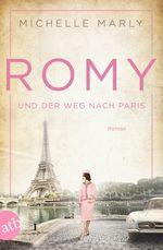 Cover des Buches Romy und der Weg nach Paris
