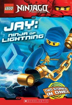Jay, Ninja of Lightning