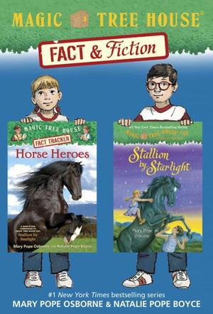 Magic Tree House Fact & Fiction Horses