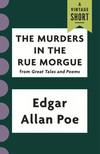 Vergrößerte Darstellung Cover: The Murders in the Rue Morgue. Externe Website (neues Fenster)
