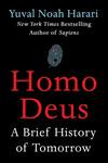 Vergrößerte Darstellung Cover: Homo Deus. Externe Website (neues Fenster)