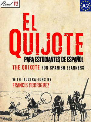 El Quijote para estudiantes de español