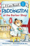 Vergrößerte Darstellung Cover: Paddington at the Barber Shop. Externe Website (neues Fenster)