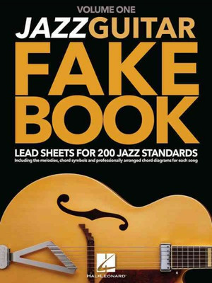 Lead Sheets for 200 Jazz Standards