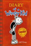 Vergrößerte Darstellung Cover: Diary of a Wimpy Kid. Externe Website (neues Fenster)