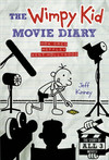 Vergrößerte Darstellung Cover: The Wimpy Kid Movie Diary. Externe Website (neues Fenster)