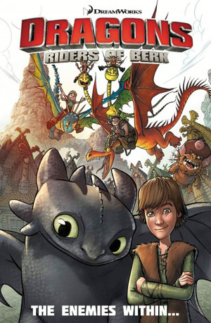 Dreamworks Dragons Riders of Berk Collection 2