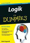 Vergrößerte Darstellung Cover: Logik fur Dummies. Externe Website (neues Fenster)