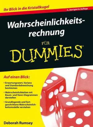 Wahrscheinlichkeitsrechnung for Dummies