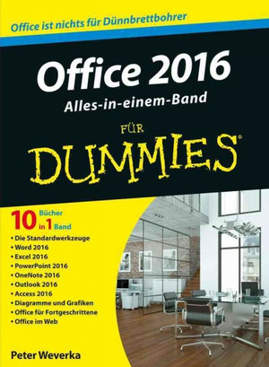 Office 2016 fur Dummies Alles-in-einem-Band