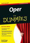Vergrößerte Darstellung Cover: Oper für Dummies. Externe Website (neues Fenster)