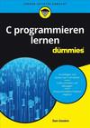 Vergrößerte Darstellung Cover: C programmieren lernen für Dummies. Externe Website (neues Fenster)
