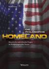 Vergrößerte Darstellung Cover: Die Philosophie bei Homeland. Externe Website (neues Fenster)