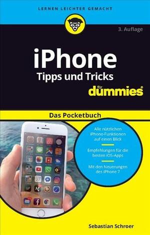 iPhone Tipps und Tricks fur Dummies das Pocketbuch