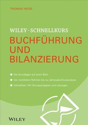 Wiley-Schnellkurs Buchfuhrung und Bilanzierung