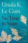 Vergrößerte Darstellung Cover: No Time to Spare. Externe Website (neues Fenster)