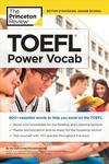 Toefl Power Vocab