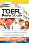 Vergrößerte Darstellung Cover: Toefl Power Vocab. Externe Website (neues Fenster)