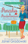Vergrößerte Darstellung Cover: Pancakes & Pandemonium. Externe Website (neues Fenster)