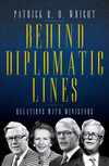 Vergrößerte Darstellung Cover: Behind Diplomatic Lines. Externe Website (neues Fenster)