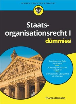 Staatsorganisationsrecht I fur Dummies