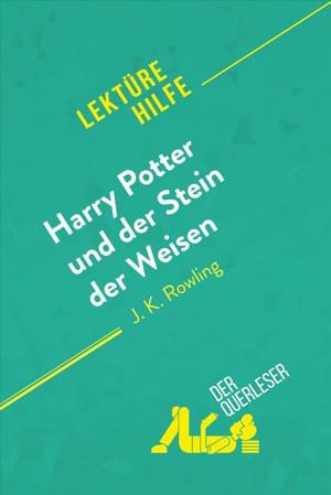 Harry Potter und der Stein der Weisen von J K. Rowling