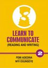 Vergrößerte Darstellung Cover: Learn to Communicate. Externe Website (neues Fenster)
