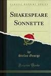 Shakespeare Sonnette