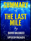 Summary of the Last Mile by David Baldacci