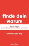 Vergrößerte Darstellung Cover: Finde dein WARUM. Externe Website (neues Fenster)