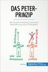 Vergrößerte Darstellung Cover: Das Peter-Prinzip. Externe Website (neues Fenster)