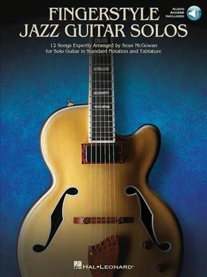 Fingerstyle Jazz Guitar Solos