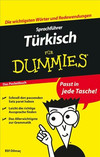Sprachfuhrer Turkisch fur Dummies Das Pocketbuch