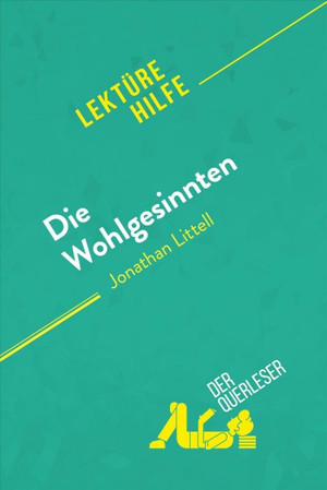 Die Wohlgesinnten von Jonathan Littell