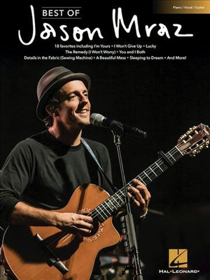 Best of Jason Mraz Songbook
