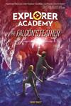 Vergrößerte Darstellung Cover: The Falconer's Feather. Externe Website (neues Fenster)
