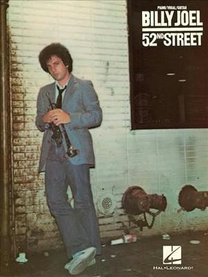 Billy Joel - 52nd Street Songbook